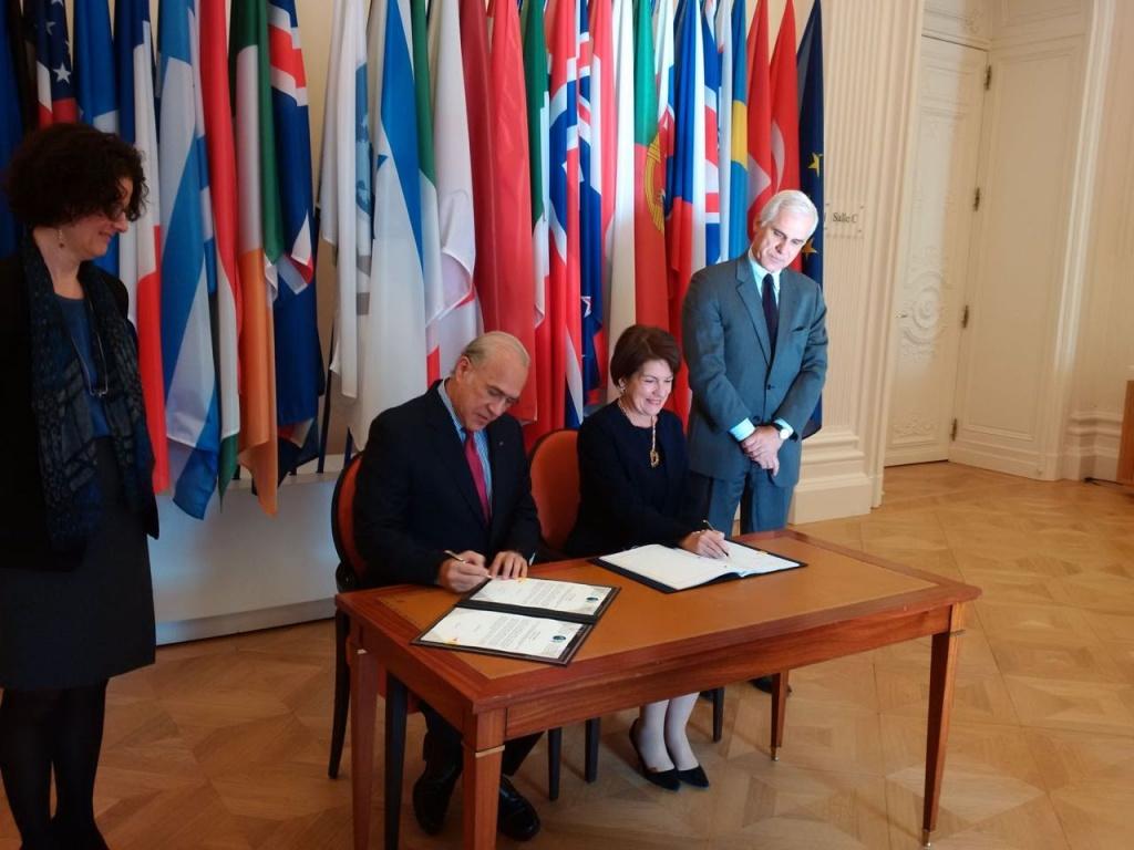 Panamá suscribe Convención sobre Asistencia Administrativa Mutua en ...