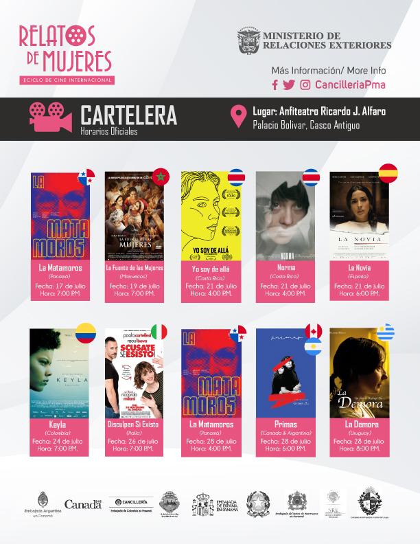 CineInternacional Cartelera 1